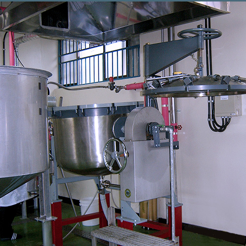 Natto Steaming Facility